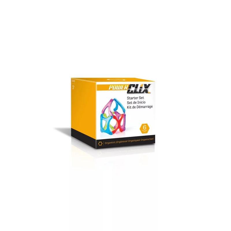 Магнитный конструктор GuideCraft PowerClix® - Organics 6 фото