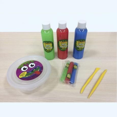 Игровой набор Jelly Monster Сделай сам (DIY pack)