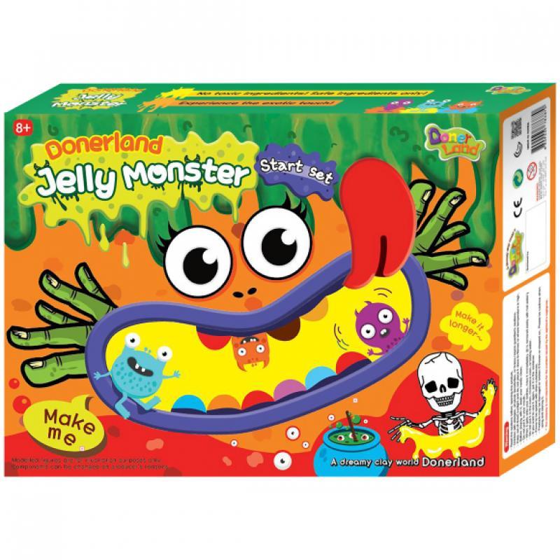 Игровой набор Jelly Monster Стартовый (Starter Set) фото