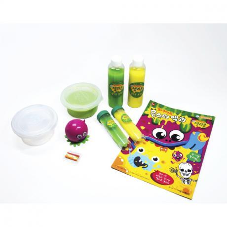 Игровой набор Jelly Monster S-Jellymon