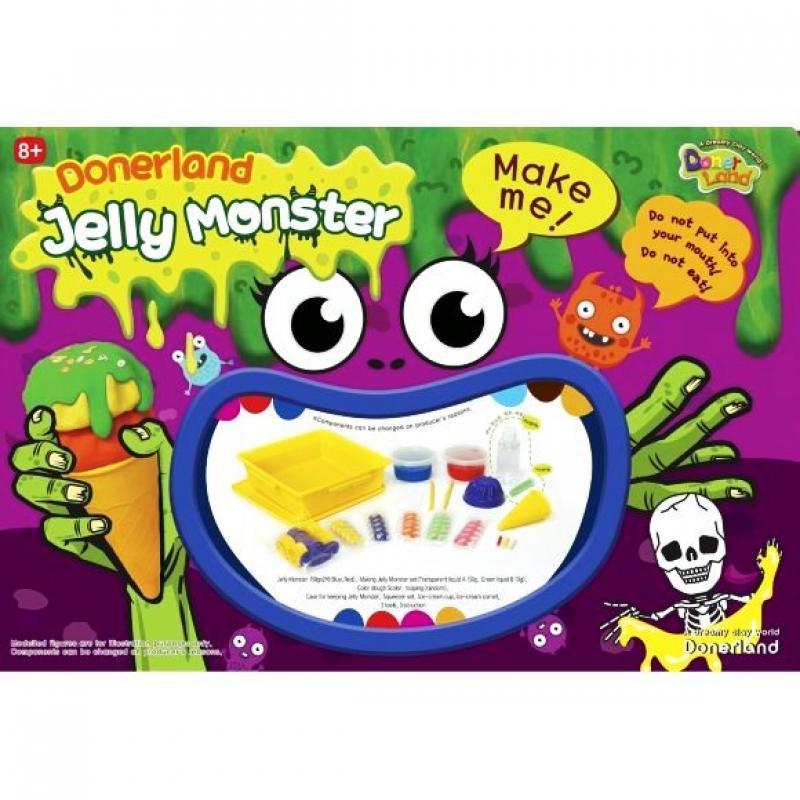 Игровой набор Jelly Monster Мульти-набор (Multi Pack) фото
