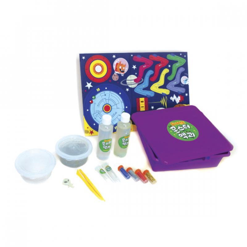 Игровой набор Jelly Monster Galaxymon фото