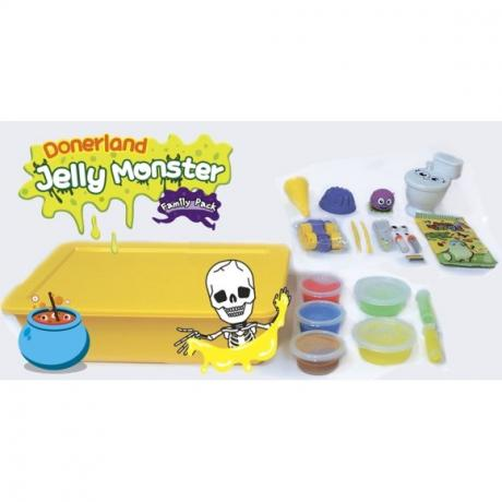 Игровой набор Jelly Monster Семейный (Family Pack)