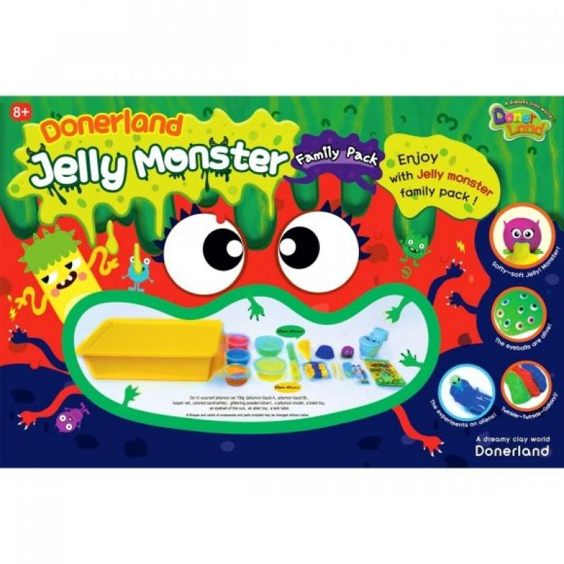 Игровой набор Jelly Monster Семейный (Family Pack) фото