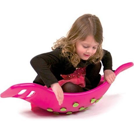 Балансир-качалка Teeter Popper, розовый