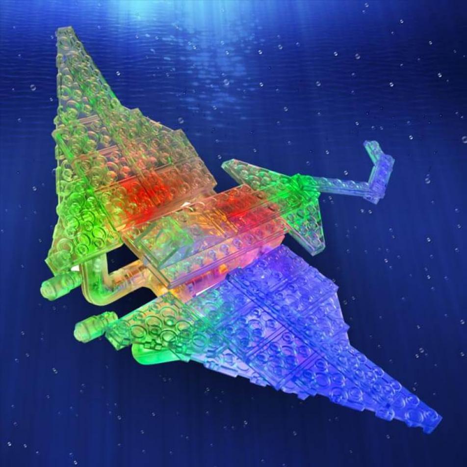 Светящийся конструктор Laser Pegs - Океан 6 в 1