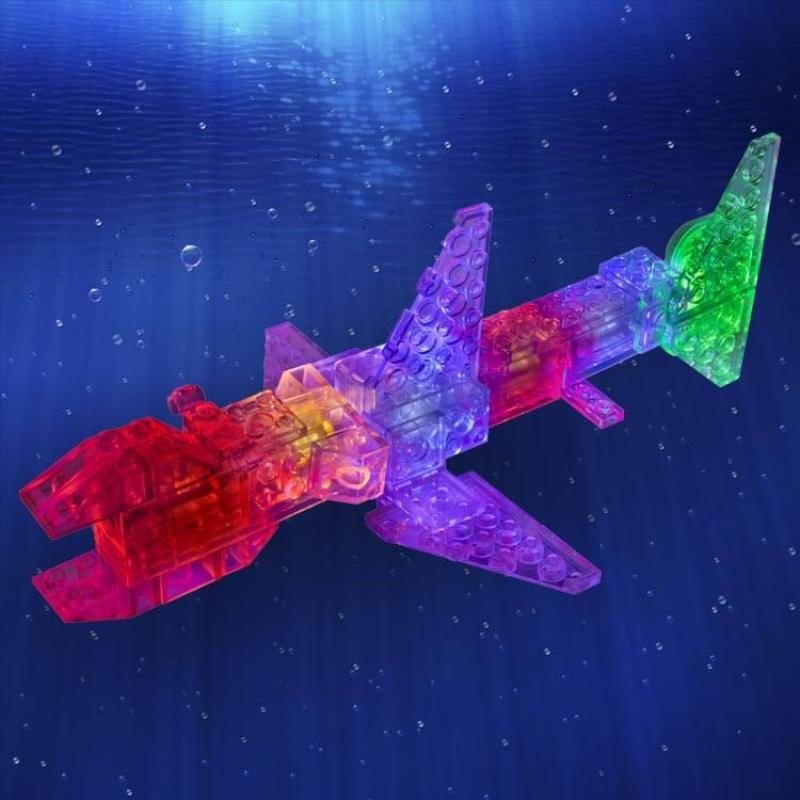 Светящийся конструктор Laser Pegs - Океан 6 в 1 фото