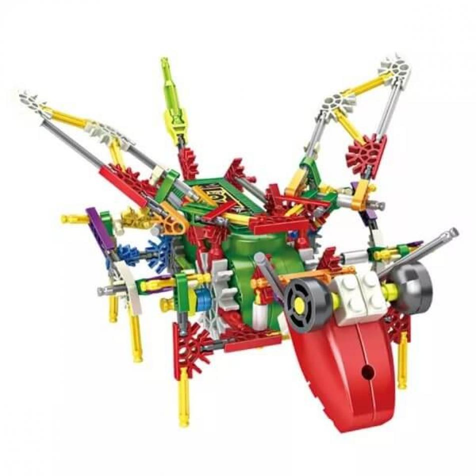 Электромеханический конструктор Loz Jungle IRobot - Дракон