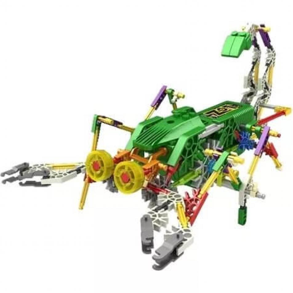Электромеханический конструктор Loz Jungle IRobot - Скорпионозавр