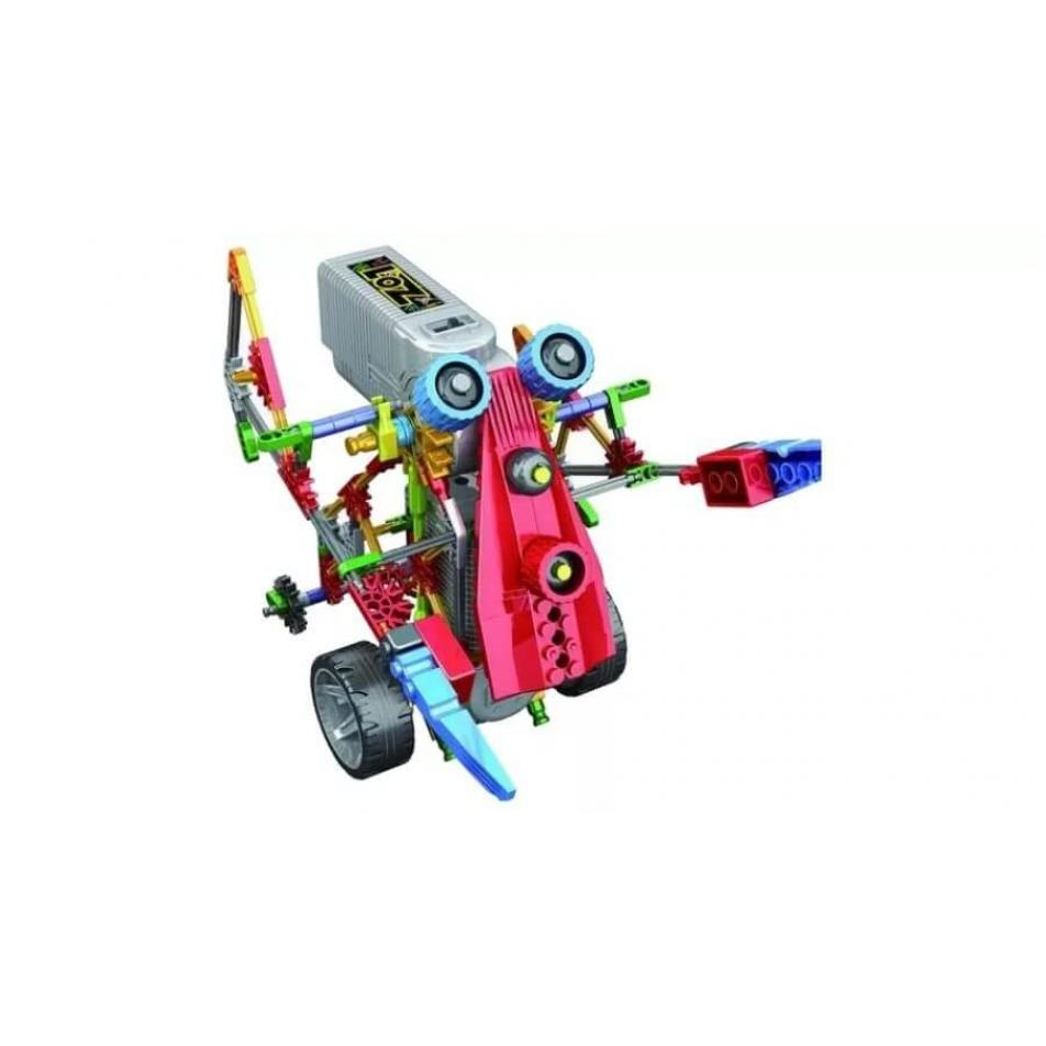 Электромеханический конструктор Loz Jungle IRobot - Погрузочник