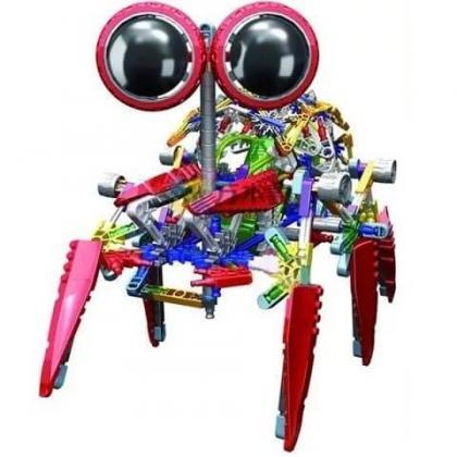 Электромеханический конструктор Loz Robots IRobot - Крабс