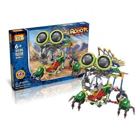 Электромеханический конструктор Loz Robots IRobot - МегаЛап