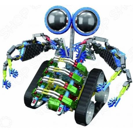 Электромеханический конструктор Loz Robots IRobot - МотоЛокатор