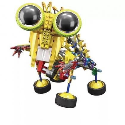 Электромеханический конструктор Loz Robots IRobot - Шиношлеп