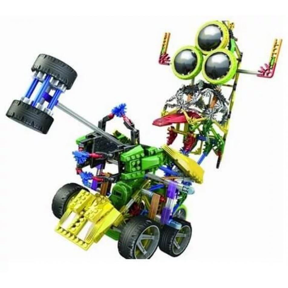Электромеханический конструктор Loz Robots IRobot - Трёхглазик