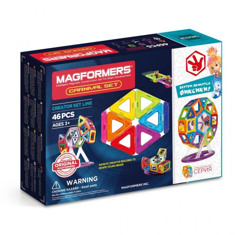 MAGFORMERS Carnival Set фото