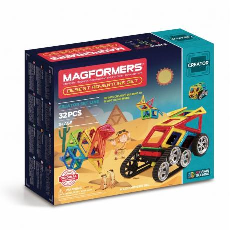 MAGFORMERS Adventure Desert Set