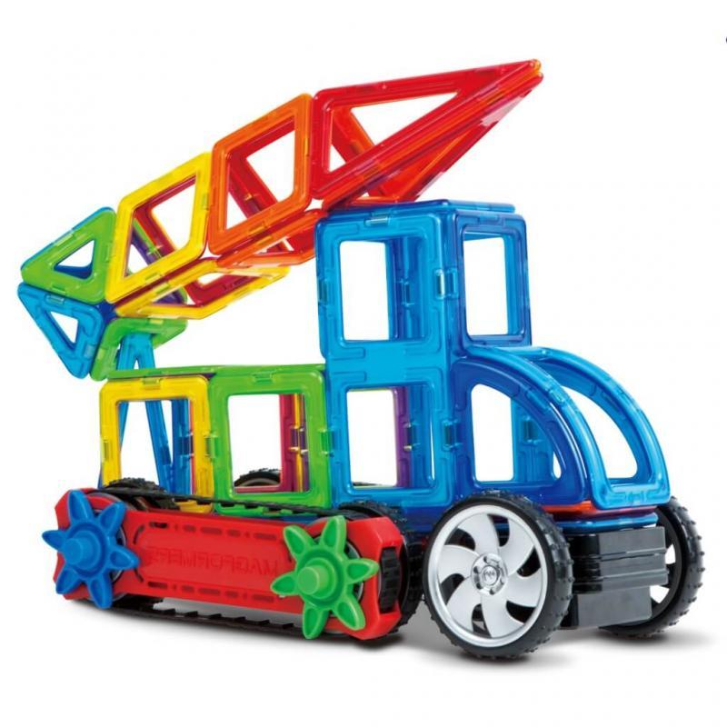 MAGFORMERS Dinamic Wheel Set фото