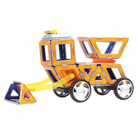 MAGFORMERS XL Double Cruiser Set