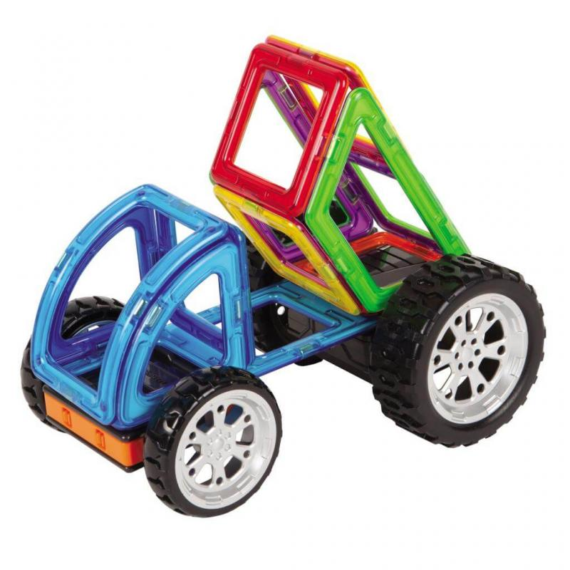 MAGFORMERS Funny Wheel Set фото
