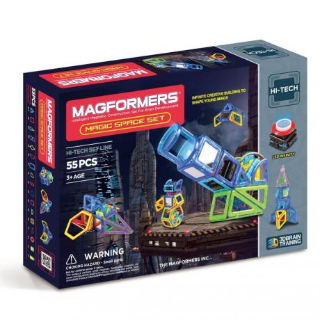 MAGFORMERS Magic Space Set