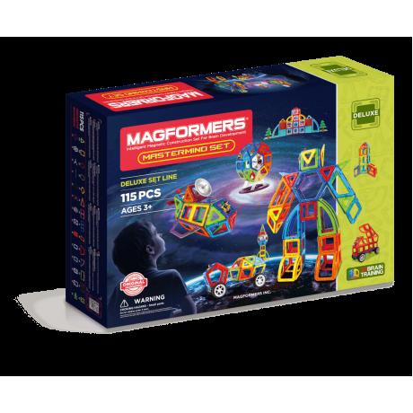 Магнитный конструктор MAGFORMERS Mastermind Set