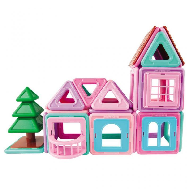 MAGFORMERS Mini House Set фото
