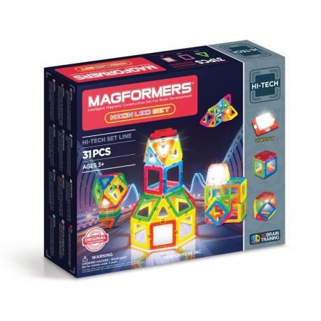 MAGFORMERS Neon Led Set