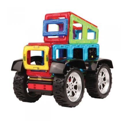 MAGFORMERS Power Vehicle Set