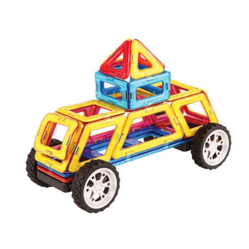 MAGFORMERS Power Vehicle Set фото