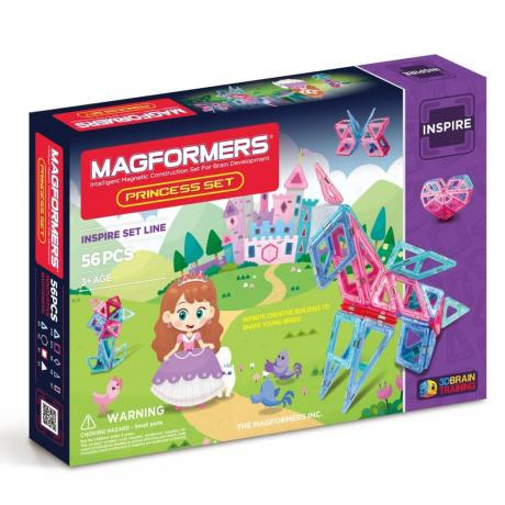 MAGFORMERS Princess Set