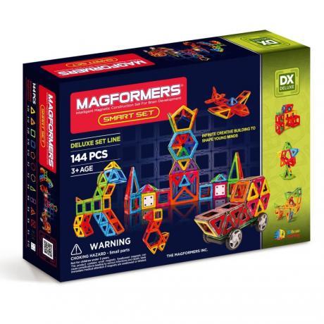 Магнитный конструктор MAGFORMERS Smart Set