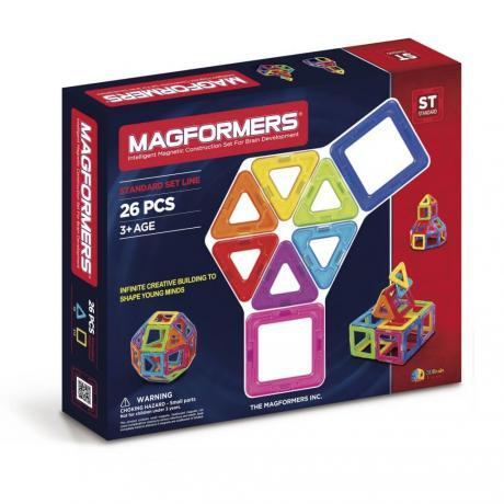 Магнитный конструктор MAGFORMERS Standard Set 26