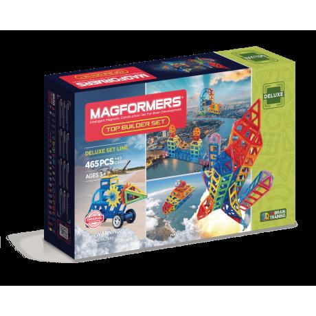 Магнитный конструктор MAGFORMERS Top Builder Set