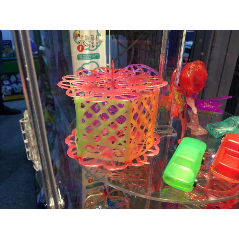 3D Magic Glue (1 ручка в наборе) - трафарет Машинка фото