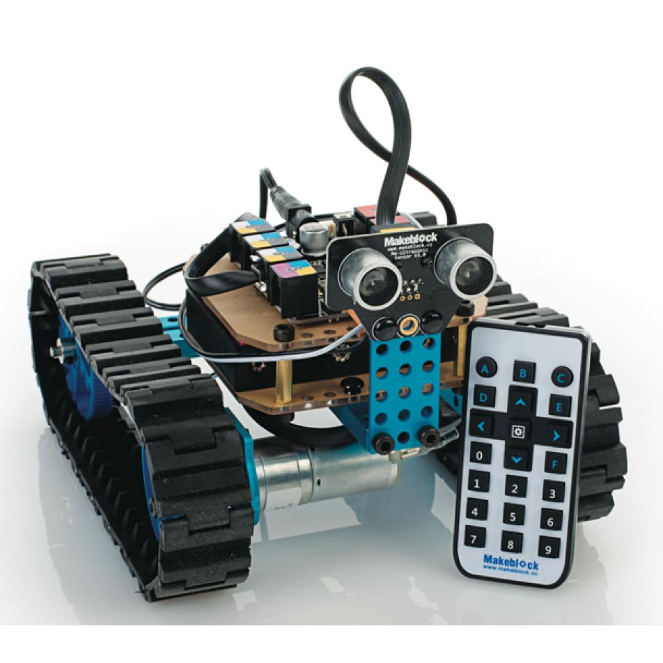 Робототехнический конструктор  Starter  Robot Kit-Blue (Bluetooth Version)
