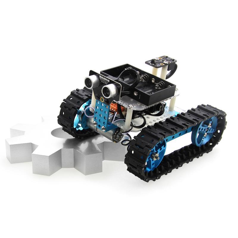 Робототехнический конструктор  Starter  Robot Kit-Blue (Bluetooth Version) фото