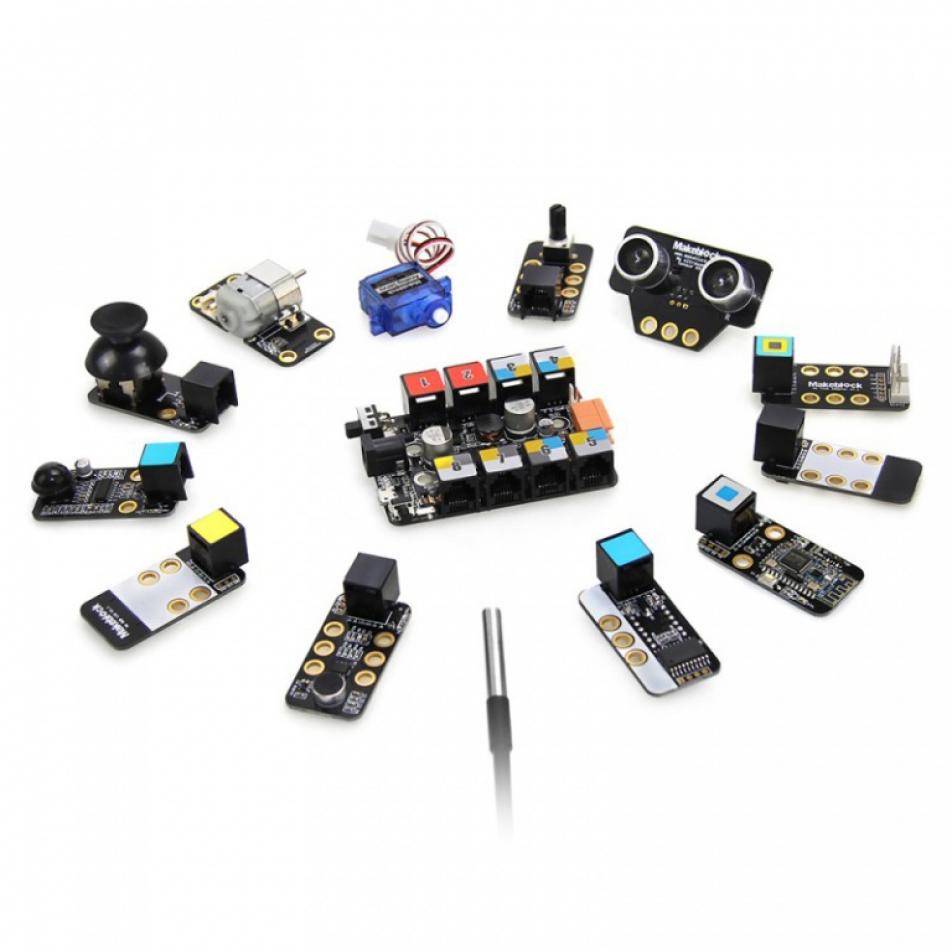 Исследовательский набор электронных компонентов Inventor Electronic Kit