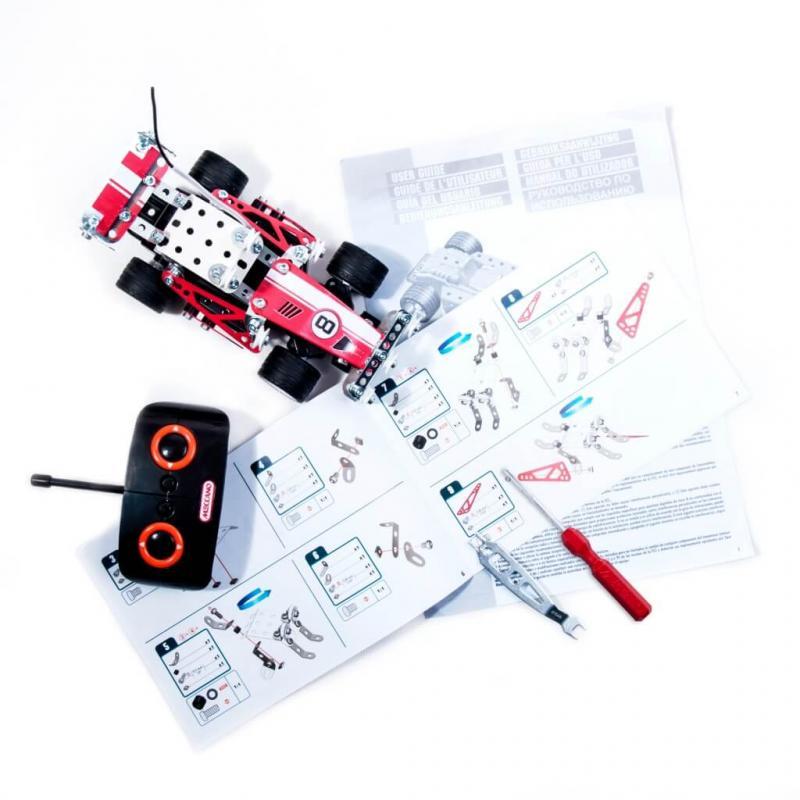 Конструктор Meccano Гоночная машина на радиоуправлении фото