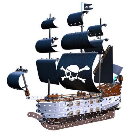 Конструктор Meccano Пиратский корабль