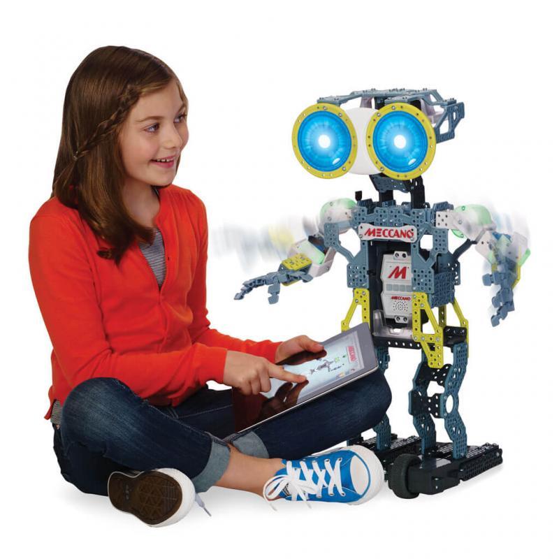 Конструктор Meccano Робот Меканоид G15 фото