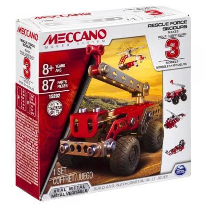 Конструктор Meccano Техника службы спасения