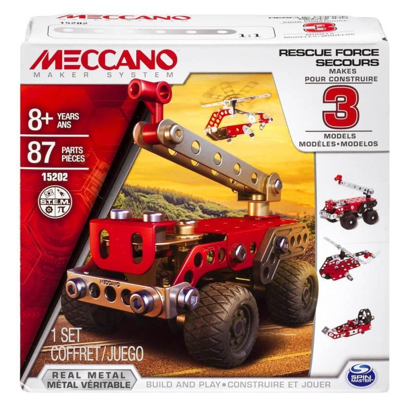 Конструктор Meccano Техника службы спасения фото