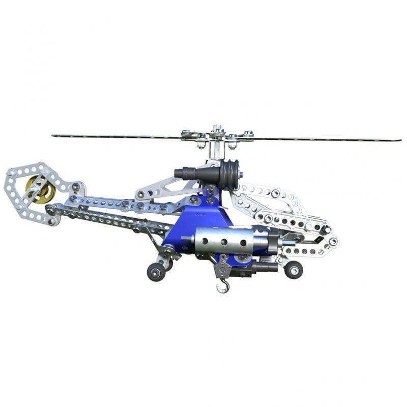 Конструктор Meccano Вертолёт фото