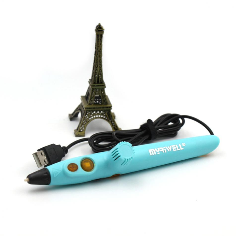 3D ручка Myriwell RP 200A (рисует Pla)