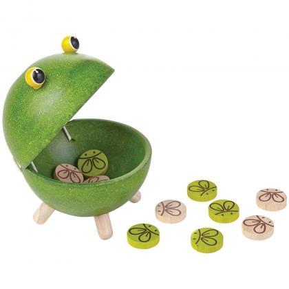 Развивающая игра Plan Toys - Лягушка
