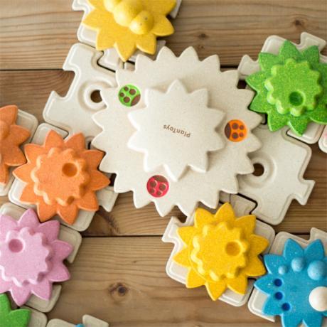Игра-шестеренки Plan Toys