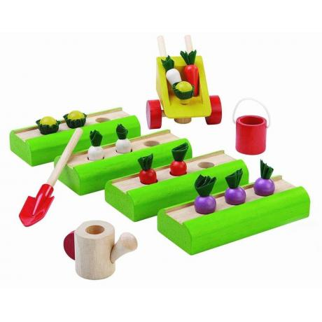 Овощные грядки Plan Toys
