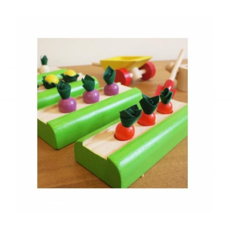 Овощные грядки Plan Toys фото