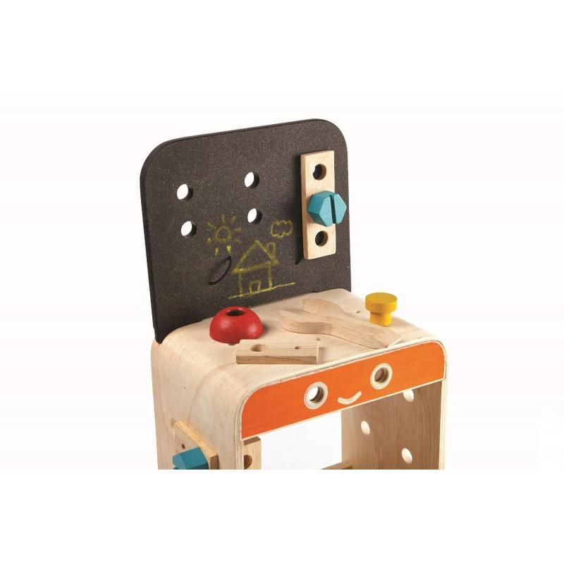 Деревянный конструктор Plan Toys Верстак фото